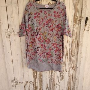 LulaRoe Hi Lo Tunic Dress Size XL